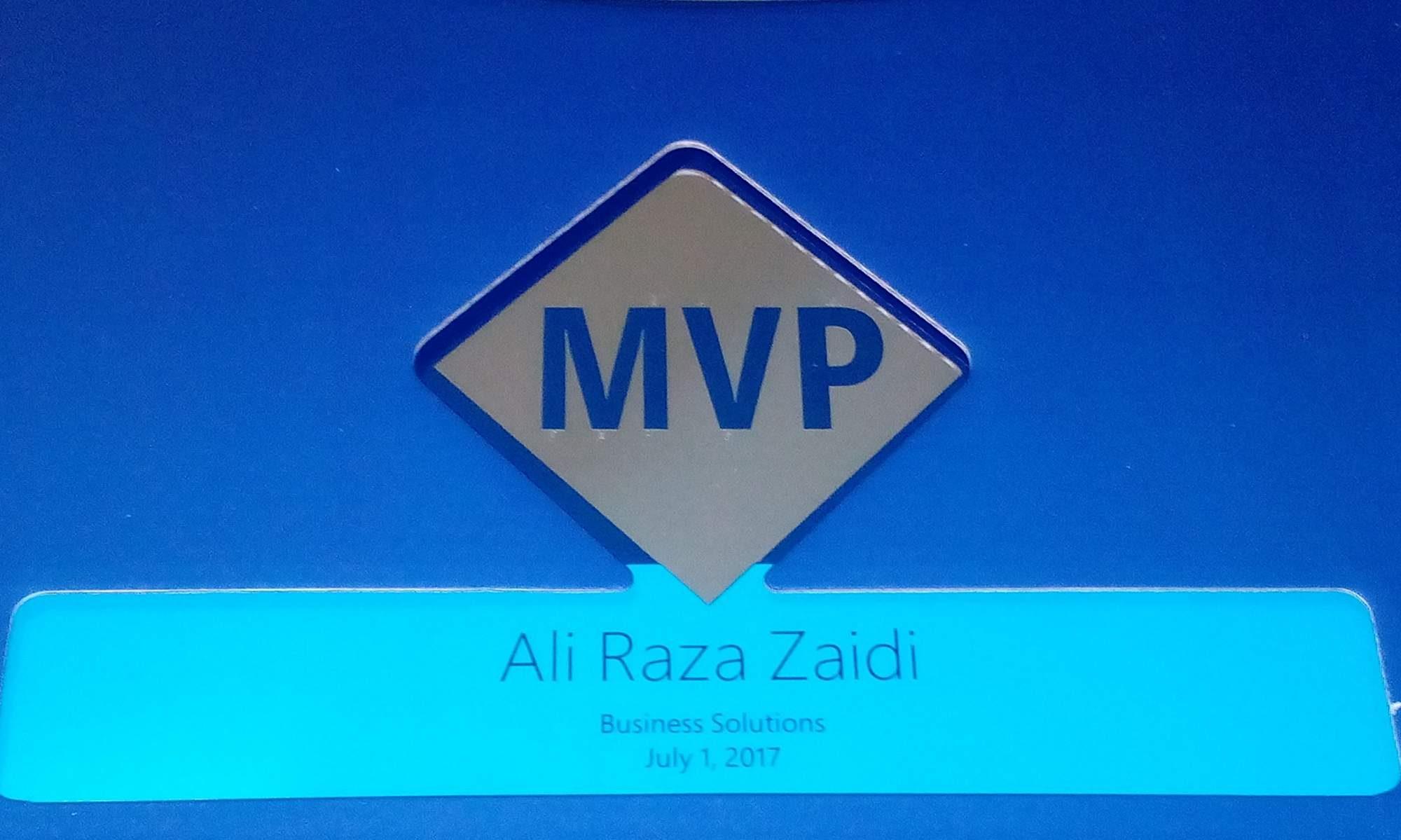Ali Raza Zaidi